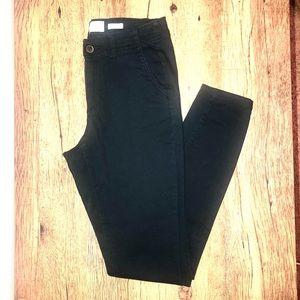 Black skinny pant